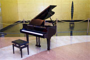Yamaha G2 & C3 Grand Piano