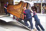 Grand Piano Moving