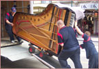 Piano Removalists - Network Piano Carriers